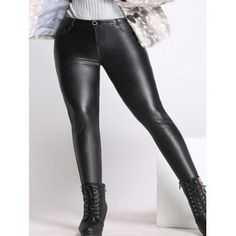 SHARE & Get it FREE | Slim Faux Leather PantsFor Fashion Lovers only:80,000+ Items·FREE SHIPPING Join Dresslily: Get YOUR $50 NOW!