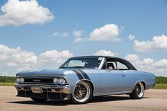 Classic Car Liquidators added a new photo. Auto Retro, Classic Chevrolet, Hot Rides, Chevrolet Chevelle, Courses, Muscle Cars, Transportation, Classic Cars, Vehicles