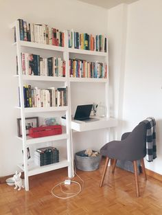 desk in living room apartment modern interiors ideas 60 best images office home decor a crisply cool scandi inspired toronto
