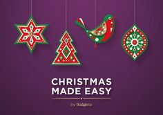 Christmas Made Easy By Budgens on Packaging of the World - Creative Package Design Gallery