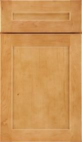 The clean, streamlined design of Winstead Shaker style cabinet doors have established the style as a modern classic.
