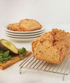 Keto Crusty Sandwich Bread