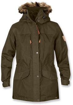 Fjallraven Sarek Winter Jacket - Women's