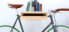 bike/book shelf