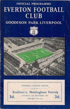 Goodison Park 1957