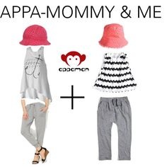 Mother's Day styles should be casual fun and chic. Girls and their moms can now coordinate their looks with our graphic wave tank and matching accessories. See more looks at appaman.com