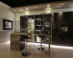 Contemporary Kitchen Kitchenette Design, Pictures, Remodel, Decor and Ideas
