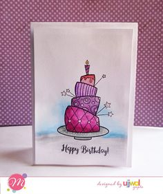 Mudra Craft Stamps: WelcomeCT