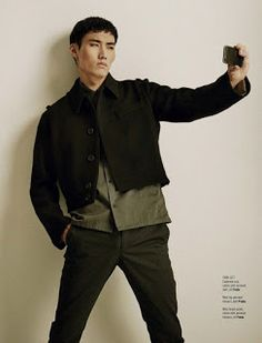 'Obssesed': Editorial por Chuck Reyes para August Man Julio 2015 | Male Fashion Trends