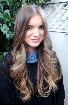 ON COLOUR GROUND hair color by sarah conner