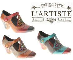 L'Artiste by Spring Step Jardin via @beautytidbits