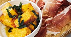 Fried polenta is the new side dish you need to try.