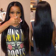 7A Brazilian Virgin Hair Straight Human Hair Weave 4 Bundles Brazilian Straight Hair Extension Mink Brazilian Hair Weave Bundles