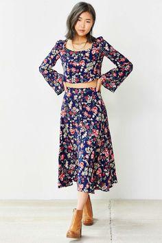 Somedays Lovin Midi Skirt