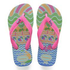 c094c94f777b9 Havaianas Kids Fantasy Sandal Green Pink Price From  ₩21