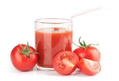 Beneficios del jugo de tomate para adelgazar