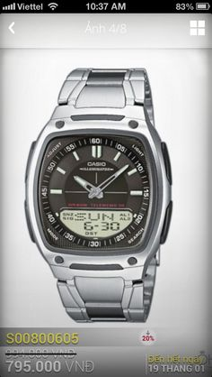 Casio on Ohay.vn Mens Digital Watches, Watches For Men, 10 Years, 97fcc54f67