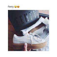 Puma fenty shoes