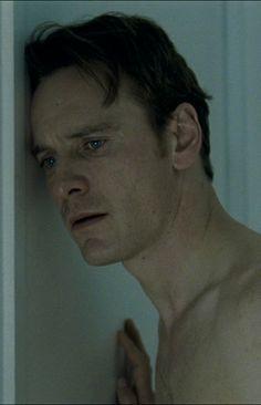 "Michael Fassbender as Brandon, Shame (2011)  I'm quite ""Shame"" this week"