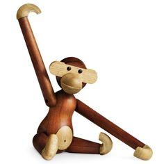 Rosendahl Wooden Monkey
