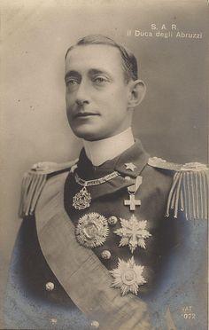 Prince Luigi Amedeo, Duke of the Abruzzi  Luigi Amedeo Giuseppe Maria Ferdinando Francesco di Savoia  House House of Savoy  Born 29 January 1873 Madrid, Spain  Died 18 March 1933 (aged 60) Jowhar, Italian Somaliland