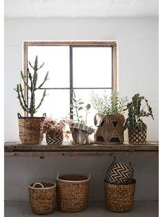 Kosze Rush czarne Madam Stoltz Home & Design