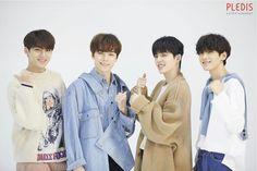 Seventeen - Hip Hop Team Mingyu - Vernon - S. Woozi, Wonwoo, Jeonghan, Seungkwan, Seventeen Hip Hop Unit, Seventeen Debut, Vernon, Photoshoot Bts, Choi Hansol