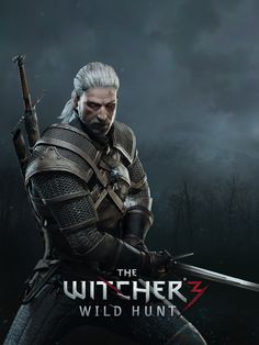 Geralt of Rivia The Witcher 3 Wild Hunt http://thewitcher3ps4.com/the-witcher-3-gallery/