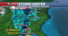 Damaging winds heavy rain moving onto East Coast to start week -  The major storm system that brought flash flooding and a record-breaking blizzard is moving east Sunday morning. The storm will bring another round of severe weather for nearly the entire Southeast -- including several tornadoes -- and will spread more snow and ice from Minnesota to Maine through Monday.  Interested in Weather?  Add Weather as an interest to stay up to date on the latest Weather news video and analysis from…