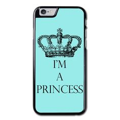 I'm a Princess Phonecase for iPhone 6/6S Case Brand new.Lightweight, weigh approximately 15g.Made from hard plastic, also available for rubber materials.The case only covers the back and corners of your phone.This case is a one-piece case that covers the back and sides of the phone. There is no front for the case.This is a non-peeling nor a non-fading print. Meaning, over time it will continue to look just as amazing as it did when you first received it.