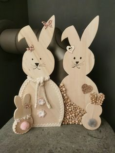 Decorations, Outdoor Decor, Diy, Easter Bunny, Easter Activities, Homemade, Bricolage, Dekoration, Do It Yourself