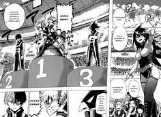 Boku no Hero Academia Capítulo 44 página 3 - Leer Manga en Español gratis en NineManga.com