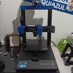 La familia crece!! Hoy os presentamos nuestra nueva impresora Artillery Genius todavía estamos con la puesta a punto pero ya da muestras de ser una muy buena impresora.  @artillery3dofficial #3dprinter #3dprint #3dprinting #print #printer #machine #VictorBautista #VB Instagram, Be Nice