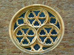 Church Round Window   Flickr