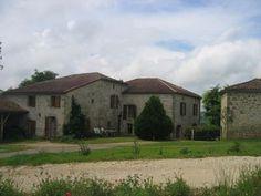 Chambres d'hôtes et gîte à vendre à Clermont Dessous en Lot-et-Garonne