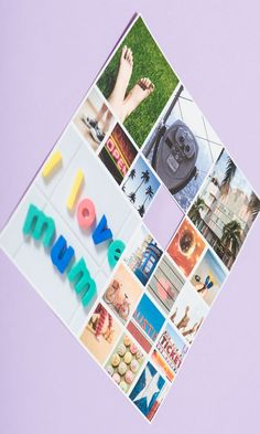 These cute stickers can be printed with photos from your Instagram, camera-roll or desktop. A nice idea to stick your memories around! And they do free delivery worldwide.