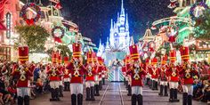Fechas de Mickey's Very Merry Christmas Party