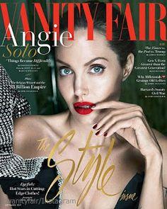 海外セレブニュース&ファッションスナップ: 【アンジェリーナ・ジョリー】離婚、顔面神経マヒや更年期について語る