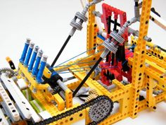 LEGOS Are Cool, But Lego Machine Builds Are Cooler! Check Out Constructions Like A LEGO Vending Machine, ATM Machine, Ball Machines... And More! CLICK HERE.