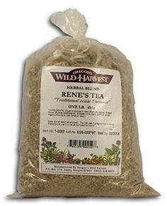 Another Form Of Essiac Tea Called Renes Tea. All Have Different Ingredients. Which Is Correct?