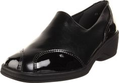 ara Womens Rada SlipOnBlack PatentSynthetic Leather5 M US *** To view further, visit now