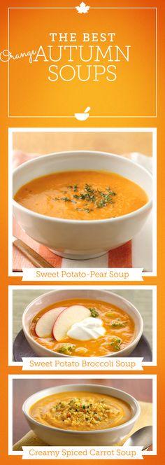 The Best Autumn #Soups