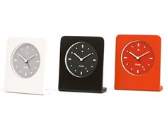 Punkt AC01 Alarm Clock — ACCESSORIES -- Better Living Through Design