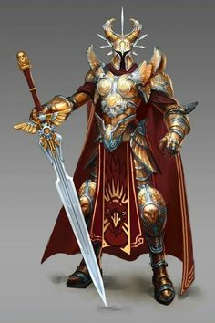 Might & Magic: Elemental Guardians is a fast-paced strategic battle RPG for mobile devices, based on the epic fantasy lore of the Might & Magic franchise. Fantasy Male, Fantasy Armor, High Fantasy, Medieval Fantasy, Dnd Characters, Fantasy Characters, Armor Concept, Concept Art, Fantasy Character Design