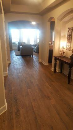 Wood Look Tile Floor Boden Home Office Cambridge Floors Tiles Flats Desk