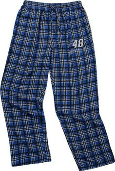 College Concepts Jimmie Johnson Mens Empire Flannel Pant by College Concepts. $26.99. Relax and cheer on Jimmie Johnson while wearing these comfy Jimmie Johnson #48 Empire Flannel Pants. Made by College Concepts, these Jimmie Johnson sweatpants feature an embroidered team logo and adjustable drawstring waistband for your desired comfort. Relax and take in a victory with this piece of NASCAR gear.