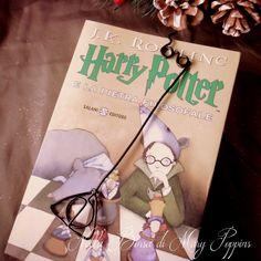 Segnalibro Harry potter, segnalibro occhiali,segnalibro cicatrice, segnalibro wire, segnalibro dorato, regalo di natale di NellaBorsadiMaryPopp su Etsy