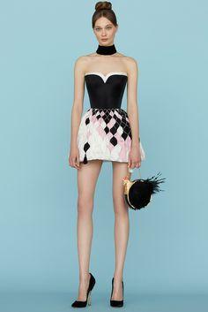 Ulyana Sergeenko - Spring 2015 Couture - Look 7 of 36