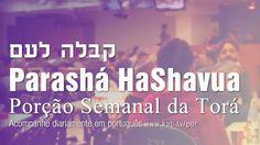 """Porção Semanal - Trechos """"Chayei Sara"""" - Gerações de Abraão e Sara"""