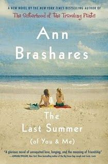 The Last Summer of You and Me, Ann Brashares
